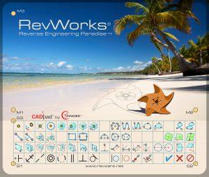 RevWorks-CADpad-Beach-300x254