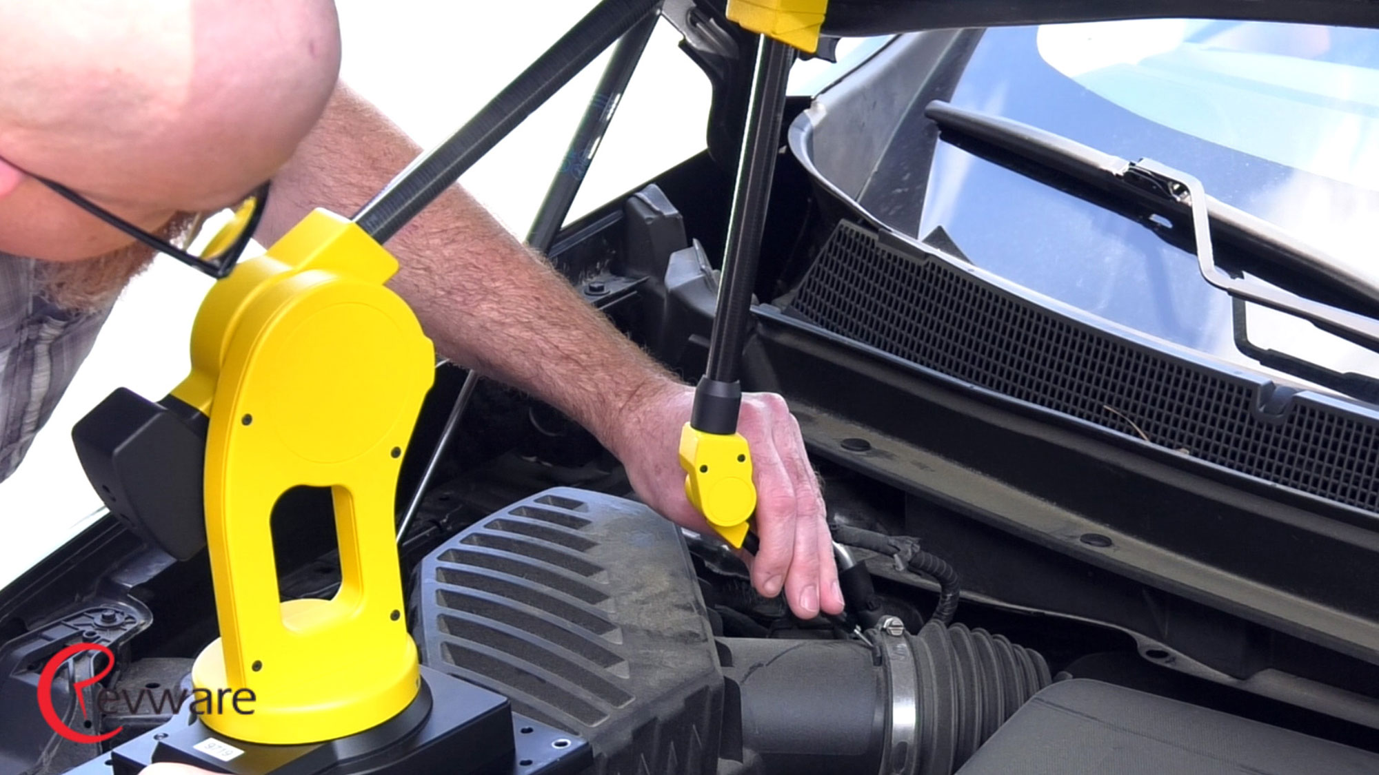 measurements-in-chevy-engine-with-microscribe-i