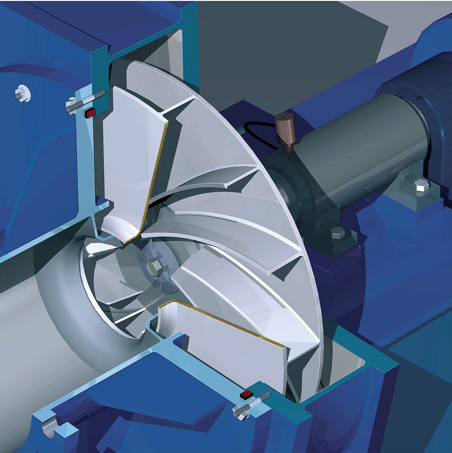 compressor-cad-model